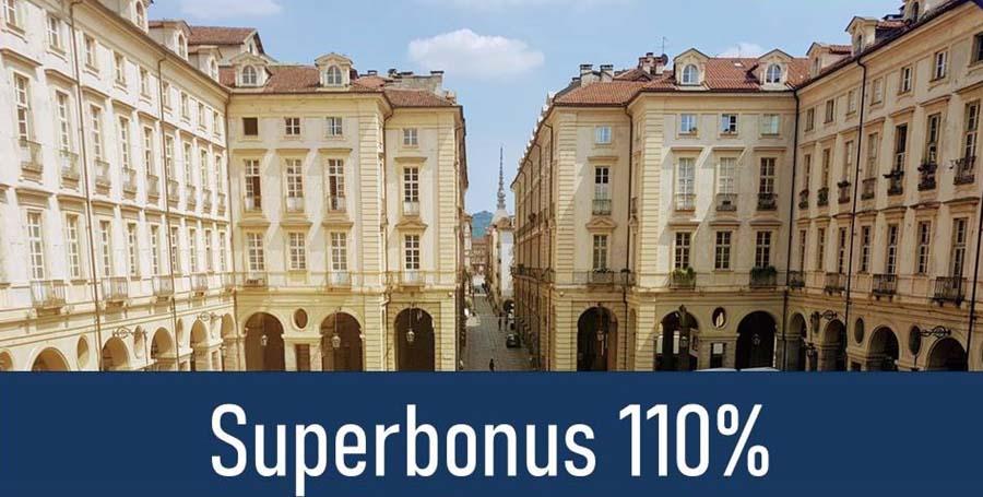 Superbonus 110% Notai Torino